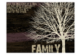 The FamilyTree Prints by Diane Stimson