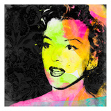 Monroe Watercolor Poster by Jace Grey