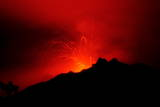 A View of the Reventador Volcano Photographic Print by Jose Jacome