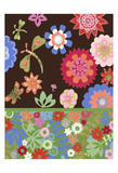 Floral Frenzy II Prints by Margaret Reule