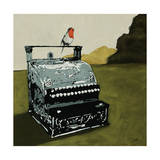 The Early Bird Giclee Print by Clayton Rabo