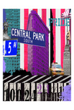 NY Central Park Art by Marilu Windvand