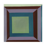 Squared Away I Giclee Print by Sydney Edmunds