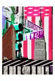 NY NY Posters by Marilu Windvand