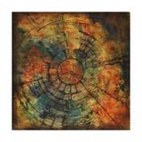 Chrysalis Sphere Giclee Print by Joshua Schicker