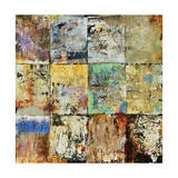 Aged Wall Giclee Print by Alexys Henry