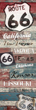 Route 66 States Prints by Jace Grey
