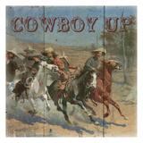 Cowboy 5 Posters by Elizabeth Jordan