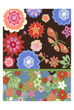 Floral Frenzy I Posters by Margaret Reule