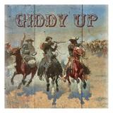 Cowboy 4 Art by Elizabeth Jordan