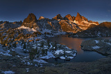 Minaret Lake Photographic Print by Yan Zhang