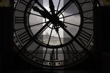 Clock Tower Fotodruck von Art Wolfe