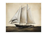 Regatta Giclee Print by Sydney Edmunds