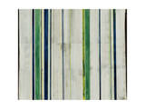 Pin Stripe III Giclee Print by Joshua Schicker
