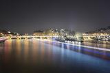 Paris from Pont des Arts Photographic Print by Philippe Manguin