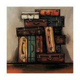 Bon Voyage Giclee Print by Sydney Edmunds