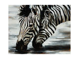 Savanna Giclee Print by Sydney Edmunds
