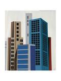 High Rise VI Giclee Print by Sydney Edmunds