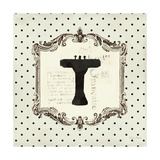 Cartouche Sink Prints by Emily Adams