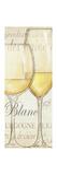 Les Blancs Premium Giclee Print by Daphne Brissonnet
