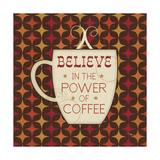 Caffeine IV Giclee Print by  Pela