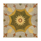 Andalucia Tiles G Color Print by Silvia Vassileva