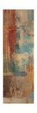 Oriental Trip Panel I Premium Giclee Print by Silvia Vassileva