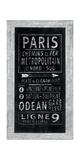 Paris Giclee Print by Barry Goodman
