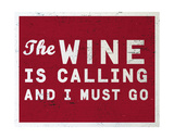 Wine Giclee Print