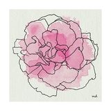 Watercolor Floral III Giclee Print by Moira Hershey
