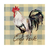 Coq Verte Posters by Marilyn Hageman