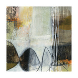 Abstract Pebble I Premium Giclee Print by Jane Davies