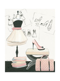 Dress Fitting I Giclee Print by Marco Fabiano