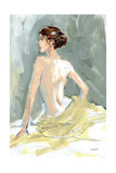 Femminilita II (nackt) Giclée-Druck von Anne Tavoletti