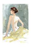 Nude II Giclee Print by Anne Tavoletti