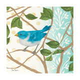 Summer Bird II Prints by Diane Hoeptner