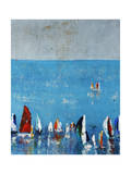Setting Sail Giclee Print by Clayton Rabo