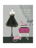 Dress Fitting Boutique III Posters by Marco Fabiano