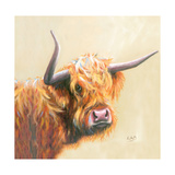 I Need a Haircut Giclee Print by Louise Brown
