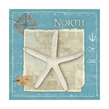 Points North Prints by Belinda Aldrich
