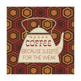 Caffeine III Prints by  Pela