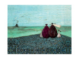 The Same as it Ever Was Giclee Print by Sam Toft