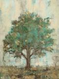 Verdi Trees I Giclee-tryk i høj kvalitet af Silvia Vassileva