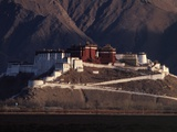 Tibet Photographic Print by Art Wolfe