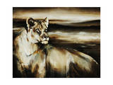 Pride of the Wild Giclee Print by Sydney Edmunds
