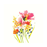 Summer Bouquet Giclee Print by Nicola Evans