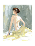 Nude II Prints by Anne Tavoletti