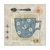 Garden Cafe IV Kunstdrucke von Belinda Aldrich