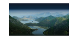 Lake Skadar Giclee Print by Rod Edwards