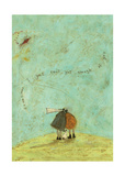 I Just Can't Get Enough of You Giclee Print by Sam Toft